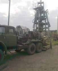 Буровая установка кшк40(копатель шахтных колодцев)