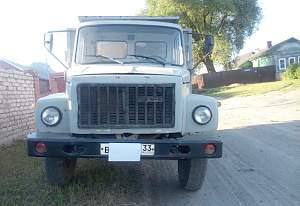 Газ-3307 самосвал 1999 г.в