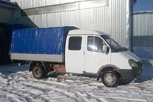 Газель 33023 Фермер