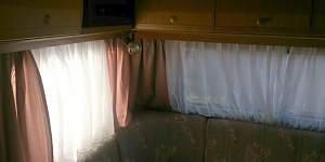 Дом на колесах Dethleffs