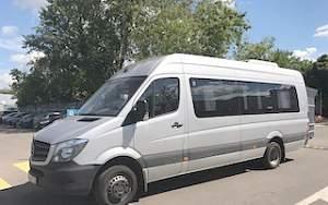 микроавтобус мерседес-бенц спринтер 516