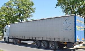 п/прицеп krone SD 2007 года