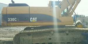 Гусеничный экскаватор Caterpillar 330CL