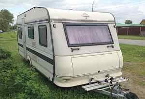 Автодом-кемпер hobby classic 510 1991 г.в
