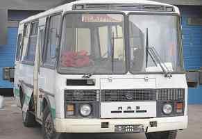 Автобус паз 320507 2005г дизель