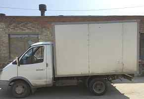 Газель промтоварный фургон