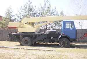 Маз 5337 Автокран кс3577-2