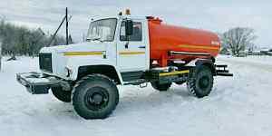 Ассенизатор вездеход газ 3308 дизель