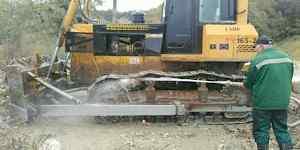 Бульдозер hbxg TY165-2 shehwa 2013 года выпуска