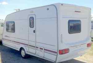 Swift Challendger 470, 2001 год