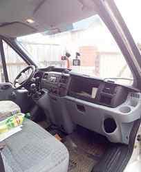 Форд Транзит 2012 г.в. цельнометаллический фургон