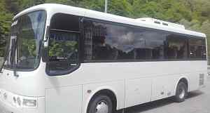 Автобус хундай