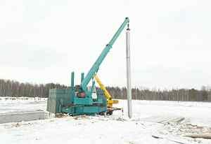 Сваевдавливающая установка Sunward ZYJ 240 A