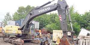 Экскаватор Volvo EC360BLC