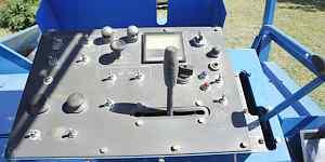 Асфальтоукладчик mitsubishi mf55