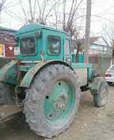Трактор Т-40 4х4 + большой прицеп
