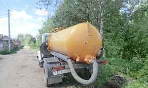 Ассенизатор газ