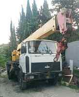 Автокран маз 5334 кс-3577