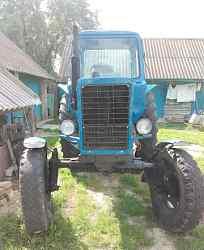 Трактор мтз 80