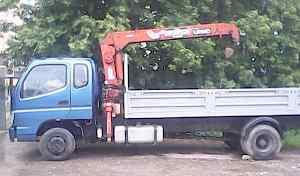 Кран манипулятор 2008 года 5 тонн