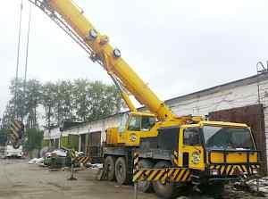 Liebherr LTM 1070/1 Либхер 70 тонн