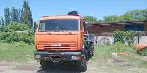 Камаз-580201 кран-манипулятор