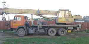 авкторанн 25 тонн
