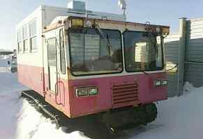 Самоходная машина Morooka
