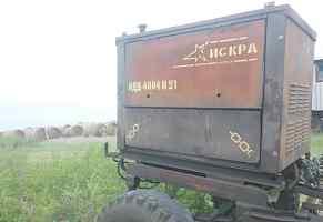 сварочный передвижной агрегат адд-4004