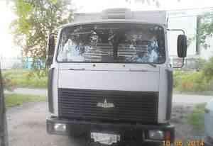 Маз 4370 зубренок 2004 г