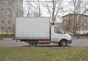Газель 3302, грузовой фургон рф, 2004 г