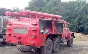 ЗИЛ 131 (пожарная машина)