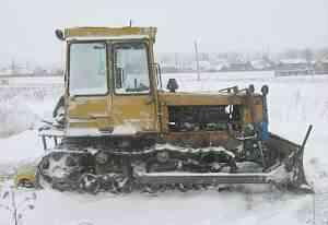 Бульдозер Д-606, 1991 г. выпуска