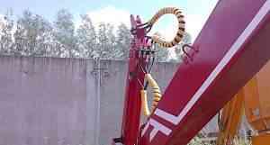 Гидроманипулятор RKP-85ST Швеция для погрузки леса