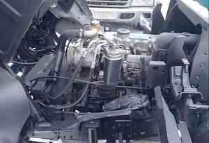 Миксер Nissan Disel, 95 год, бочка 2.2 м3, отс