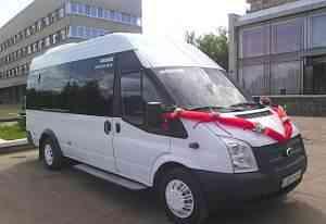 Форд Транзит Микроавтобус Нижегородец 17 мест 2012