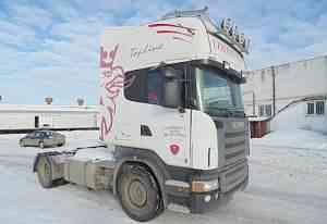 Тягач Scania R420/ Скания, 2007г/в