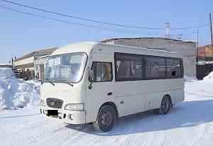 автобус hyundai county 2007г. в