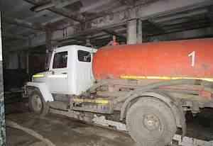 Ассенизатор газ 3309 2012 г
