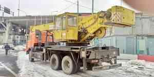 Автокран Камаз кс-5576К 32 тонны
