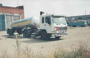 седельный тягач Volvo FL7