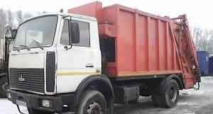 мусоровоз маз - 5337А2, ко-427-32