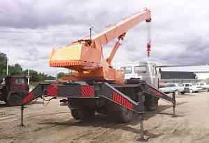 Автокран маз 5337 ивановец 14 тонн