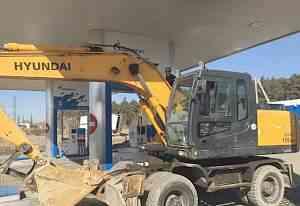 Экскаватор Hyundai Robex 170W-7, 2008