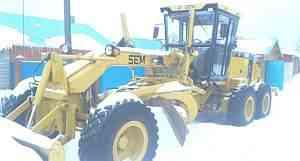 Автогрейдер SEM 919 (наработка 2000 мч)