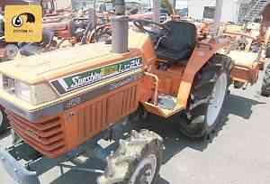 Мини трактор kubota 24