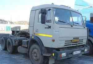 Камаз-54115 2003 г. выпуска