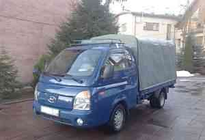 Hyundai Porter 2, 2012