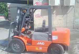 Погрузчик JAC cpcd 35