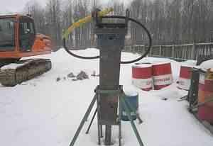 Гидромолот б/у для экскаватора 14-24 тонн